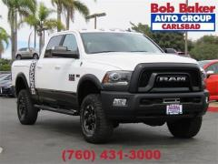 2018 Ram 2500 Power Wagon 4x4 Crew Cab 6'4 Box