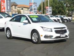16 Chevy Cruze Limited LT