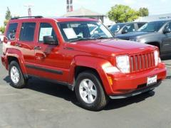10 Jeep Liberty Sport