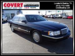 1998 Cadillac d'Elegance