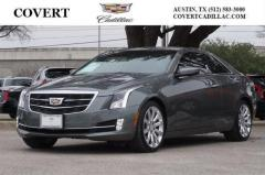 2016 Cadillac ATS Coupe Luxury Collection RWD
