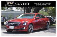 2015 Cadillac ATS Coupe Performance RWD