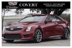 2016 Cadillac ATS-V Coupe 2DR CPE