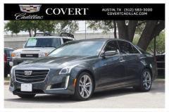2016 Cadillac CTS Sedan V-Sport Premium RWD