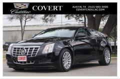 2014 Cadillac CTS Coupe 2DR CPE RWD