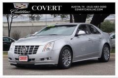 2013 Cadillac CTS Sedan Performance