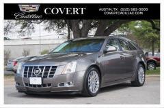 2012 Cadillac CTS Wagon Premium