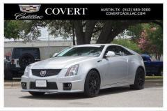 2014 Cadillac CTS-V Coupe 2DR CPE