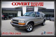 1998 Chevrolet Blazer LS PLUS