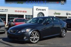 2008 Lexus IS 250 4DR SDN SPT AT