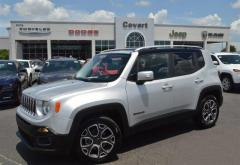 16 Jeep Renegade Limited