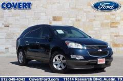 2012 Chevrolet Traverse LT with 2LT