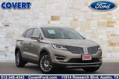 2015 Lincoln MKC 4DR FWD
