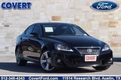 2012 Lexus IS 250 4DR SPT SDN RWD