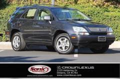 2002 Lexus RX 300 4dr SUV