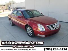 2009 Cadillac DTS w/1SB