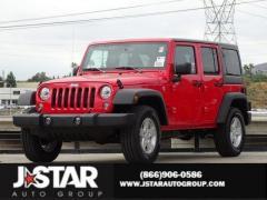 2017 Jeep Wrangler Unlimited C