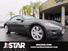 2013 Maserati GranTurismo Convertible L