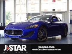2017 Maserati GranTurismo Sport/MC/MC Centennial Edition