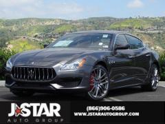 2017 Maserati Quattroporte S GranSport