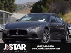 2017 Maserati Ghibli L