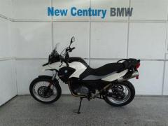 2016 BMW G650GS Touring