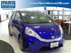 2014 Honda Fit EV Base