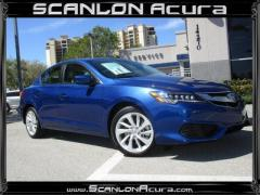 2018 Acura ILX 4dr Sedan Technology Plus Package