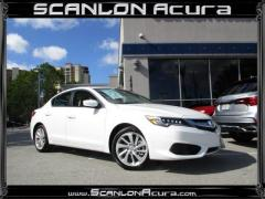 2018 Acura ILX 4dr Sedan Premium Package