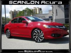 2018 Acura ILX 4dr Sedan Technology Plus & A-SPEC Packages