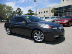 2014 Acura TL FWD 4dr