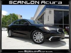 2018 Acura TLX 4dr Front-wheel Drive Sedan Base (DCT)