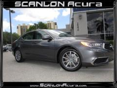 2018 Acura TLX 4dr Front-wheel Drive Sedan Base w/Technology Package (DCT)
