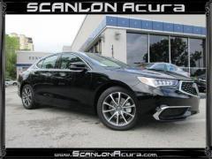 2018 Acura TLX 4dr Front-wheel Drive Sedan V6 (A9)