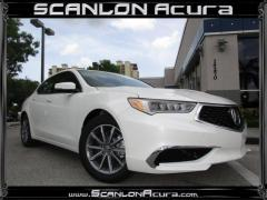 2019 Acura TLX w/Technology Pkg