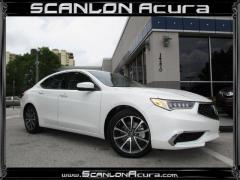 2018 Acura TLX 4dr Front-wheel Drive Sedan V6 w/Technology Package (A9)