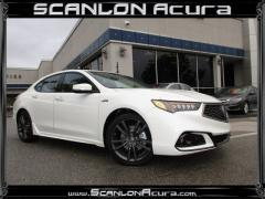 2018 Acura TLX 4dr Front-wheel Drive Sedan V6 A-Spec Red (A9)