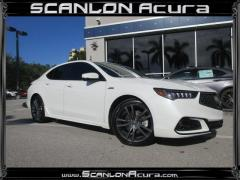 2018 Acura TLX 4dr Front-wheel Drive Sedan V6 A-Spec (A9)