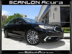 2018 Acura TLX 4dr Front-wheel Drive Sedan V6 w/Advance Package (A9)