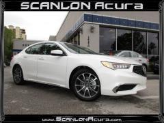 2018 Acura TLX 4dr SH-AWD Sedan V6 w/Technology Package (A9)
