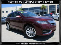 2017 Acura RDX 4dr Front-wheel Drive Base