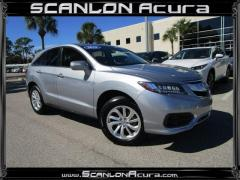 2018 Acura RDX 4dr Front-wheel Drive Base