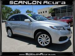 2018 Acura RDX 4dr Front-wheel Drive Technology Package