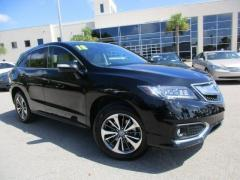 2018 Acura RDX 4dr Front-wheel Drive Advance Package