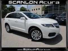 2018 Acura RDX 4dr All-wheel Drive Technology Package