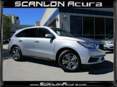 2018 Acura MDX 4dr Front-wheel Drive 3.5L