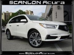 2018 Acura MDX 4dr Front-wheel Drive 3.5L w/Technology Package