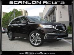 2018 Acura MDX 4dr Front-wheel Drive 3.5L w/Advance Package