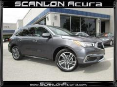 2018 Acura MDX 4dr SH-AWD 3.5L w/Advance Package