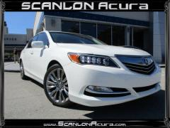 2017 Acura RLX 4dr Sedan Base w/Technology Package (A6)